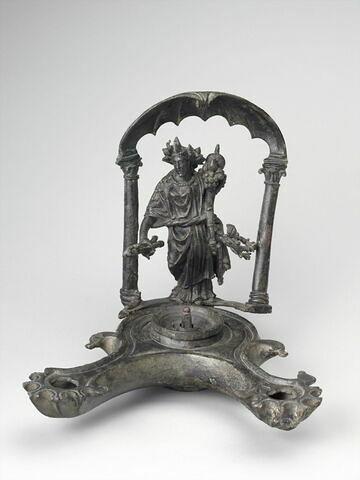 lampe ; statuette