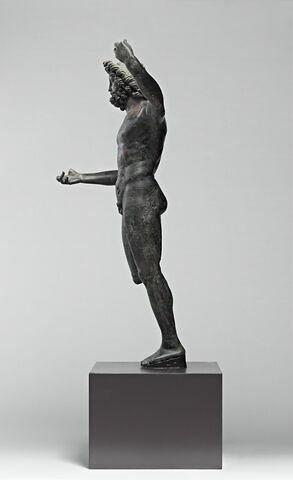 profil gauche © 2013 RMN-Grand Palais (musée du Louvre) / Tony Querrec