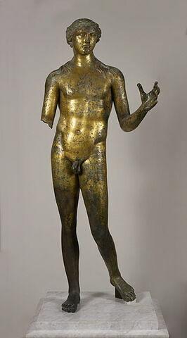 statue ; Apollon de Lillebonne