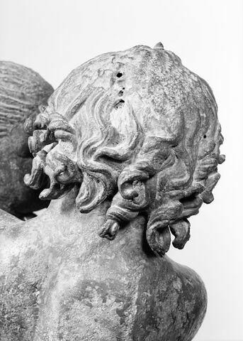 dos, verso, revers, arrière © 1975 Musée du Louvre / Maurice et Pierre Chuzeville