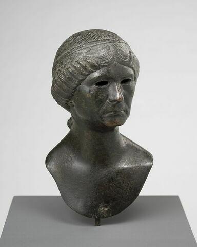 statuette en buste
