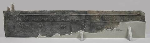 sarcophage ; couvercle de sarcophage