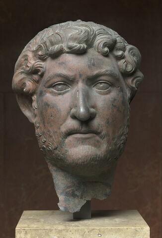 face, recto, avers, avant © 2011 RMN-Grand Palais (musée du Louvre) / Hervé Lewandowski