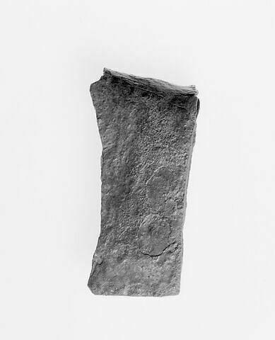 fragment indéterminé
