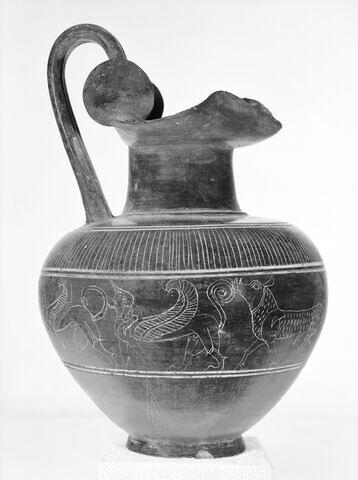 profil A © Musée du Louvre / Maurice et Pierre Chuzeville
