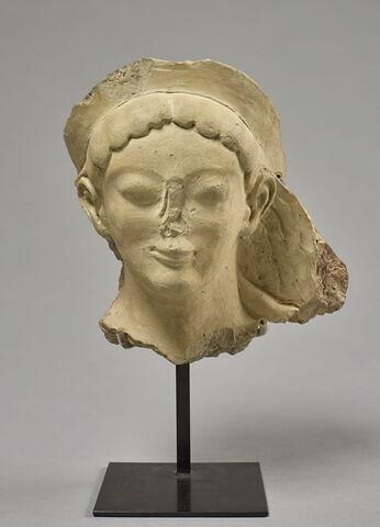 figurine  ; acrotère