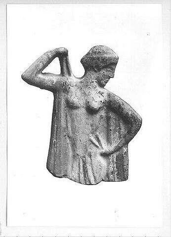 relief  ; plaque de Milo