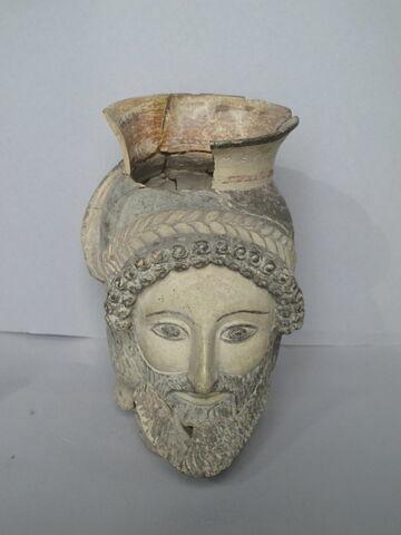 vase plastique ; canthare