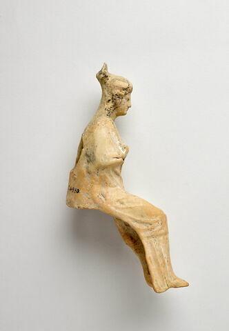 profil droit © 2018 RMN-Grand Palais (musée du Louvre) / Stéphane Maréchalle