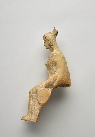 profil gauche © 2018 RMN-Grand Palais (musée du Louvre) / Stéphane Maréchalle