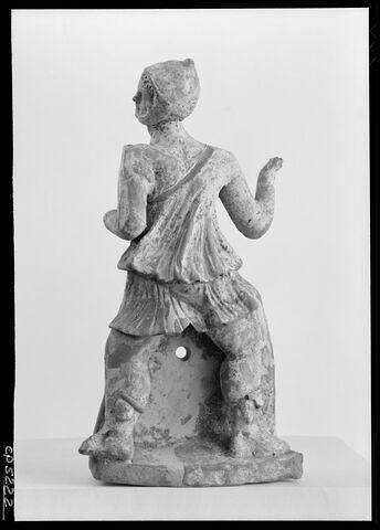 applique de vase ; figurine