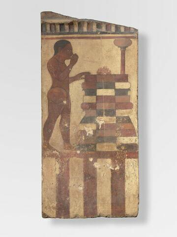 plaque ; plaque Campana