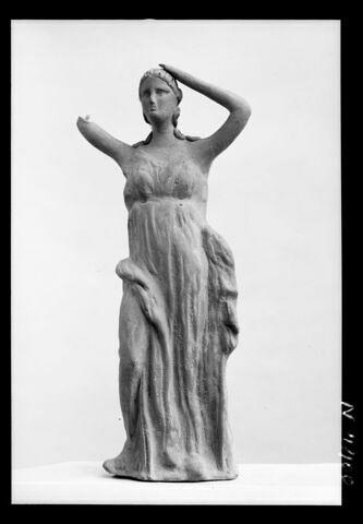 figurine ; applique de vase