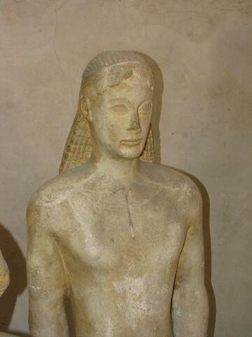 détail © 2011 Musée du Louvre / Antiquités grecques, étrusques et romaines