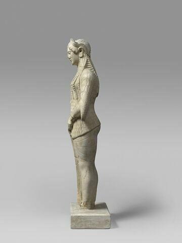 profil gauche © 2013 Musée du Louvre / Hervé Lewandowski