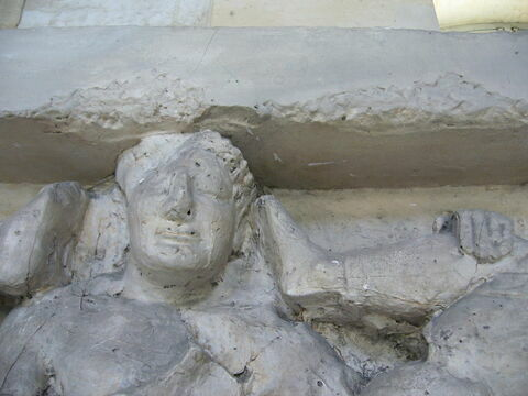 détail © 2006 Musée du Louvre / Antiquités grecques, étrusques et romaines