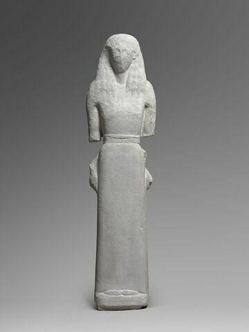 moulage ; statue ; Dame ou Koré de Nicandré