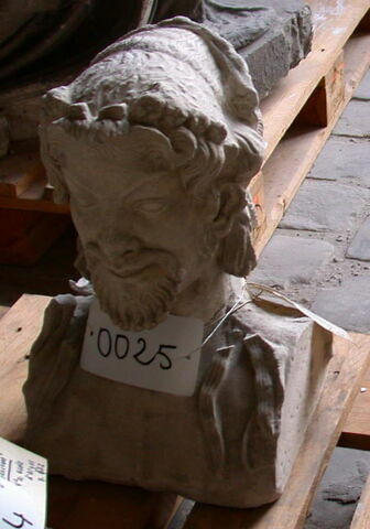 moulage ; statue  ; hermès de Fréjus