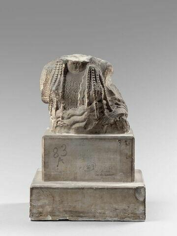 """moulage ; statue  ; """"Corè 584"""""""