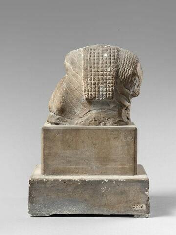 dos, verso, revers, arrière © 2014 Musée du Louvre / Hervé Lewandowski