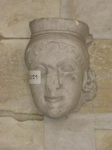 face, recto, avers, avant © 2011 Musée du Louvre / Antiquités grecques, étrusques et romaines