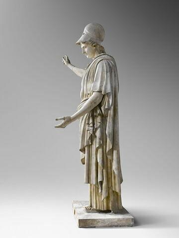 profil gauche © 2015 Musée du Louvre / Hervé Lewandowski