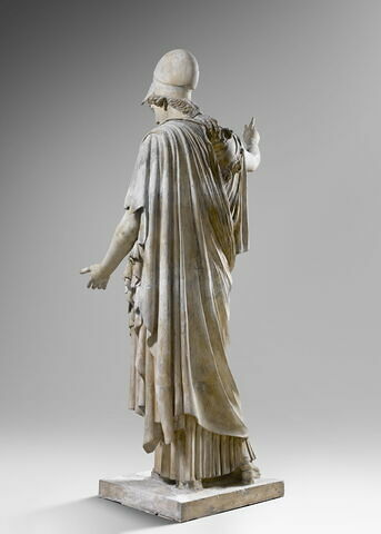 trois quarts gauche © 2015 Musée du Louvre / Hervé Lewandowski