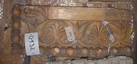 moulage ; décor architectural