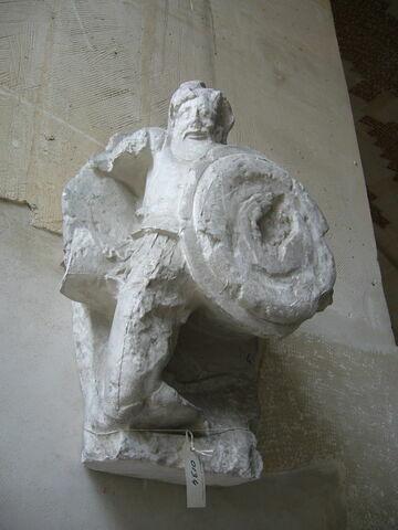 moulage ; décor architectural ; relief  ; Figure G