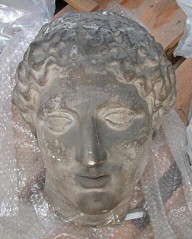 face, recto, avers, avant © 2007 Musée du Louvre / Antiquités grecques, étrusques et romaines