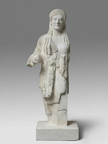 """moulage ; statue ; """"Corè 684"""""""