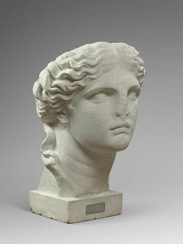 moulage ; statue  ; Léto Cherchell