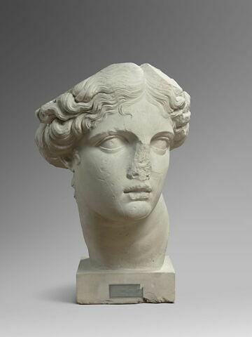 moulage ; statue  ; Artémis Cherchell