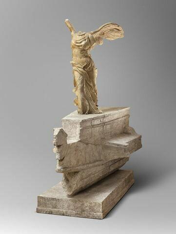 moulage ; statue ; La Victoire de Samothrace