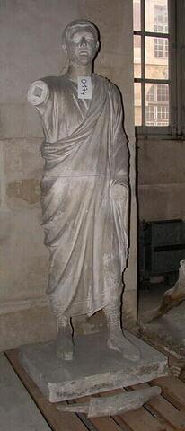 """moulage ; statue ; Arringatore ou  """"L'Orateur étrusque"""""""
