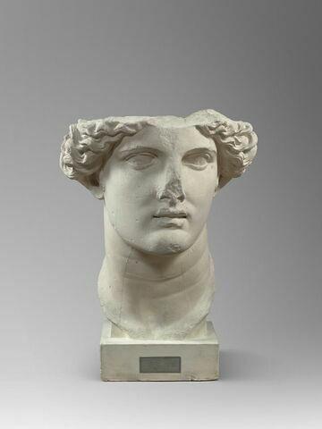 face, recto, avers, avant © 2014 Musée du Louvre / Hervé Lewandowski