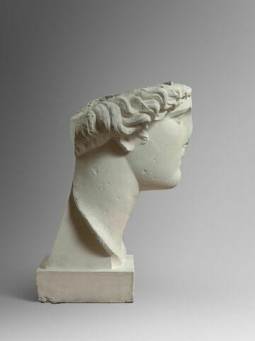 profil droit © 2014 Musée du Louvre / Hervé Lewandowski
