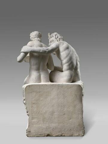 dos, verso, revers, arrière © 2017 Musée du Louvre / Hervé Lewandowski