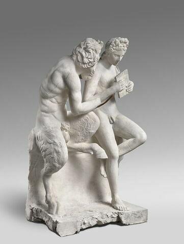 trois quarts droit © 2017 Musée du Louvre / Hervé Lewandowski