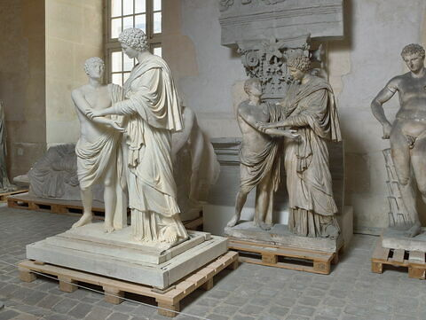 © 2018 Musée du Louvre / Hervé Lewandowski