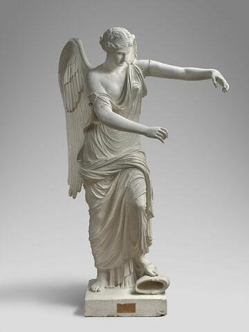 moulage ; statue ; victoire de Brescia