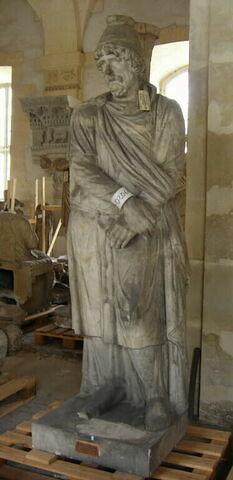 """moulage ; statue ; """"Prisonnier barbare"""" ou """"Tiridate roi d'Arménie"""""""