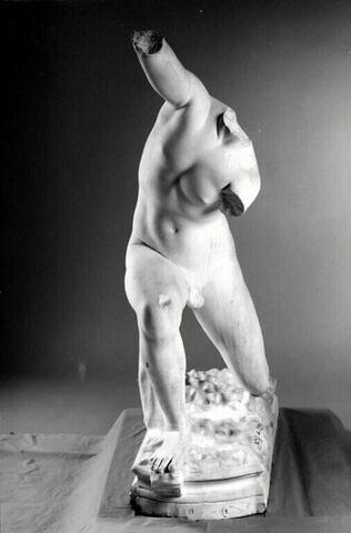 "moulage ; statue ; ""Ephèbe de Subiaco"""