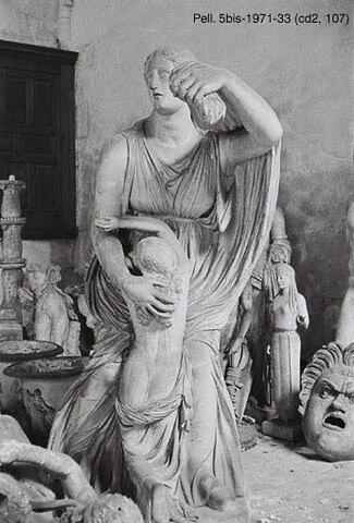 © 1971 Musée du Louvre / Antiquités grecques, étrusques et romaines