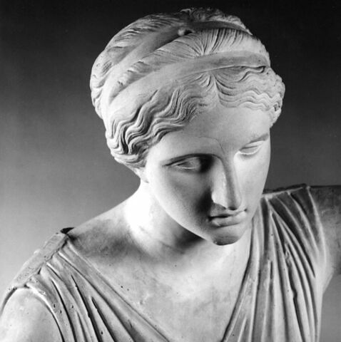 détail © 2005 Musée du Louvre / Anne Chauvet