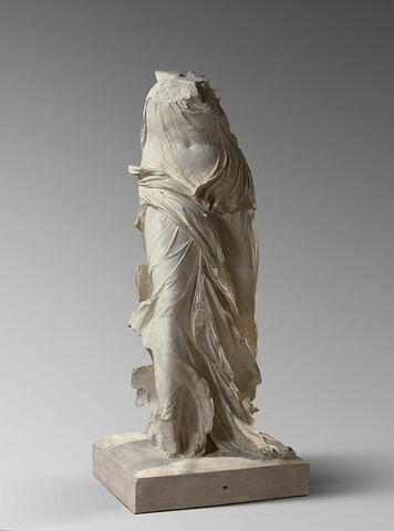 """moulage ; statue  ; """"Victoire de Samothrace"""""""