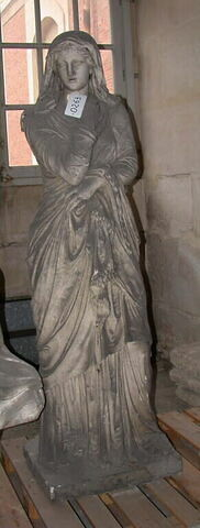 moulage ; statue ; Pudicité
