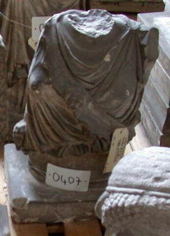 moulage ; statue  ; Athéna du type Ince Bundel Hall