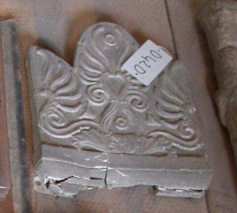 moulage ; stèle