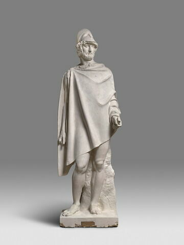 """moulage ; statue ; """"Phocion du Vatican"""""""